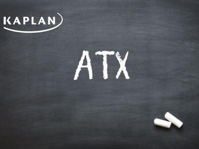 ACCA Advanced Taxation Malta (ATX/P6) Evening Lectures