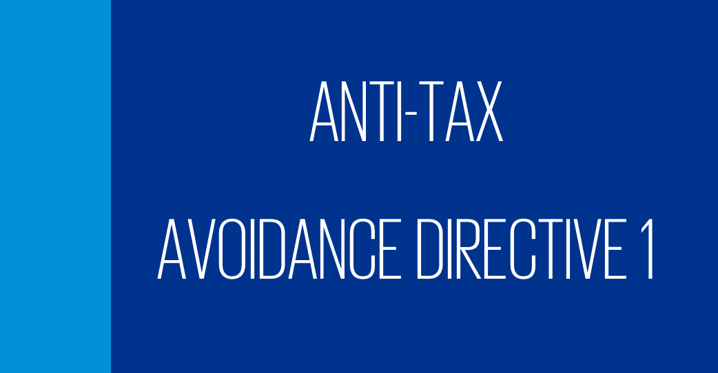 Anti-Tax Avoidance Directive