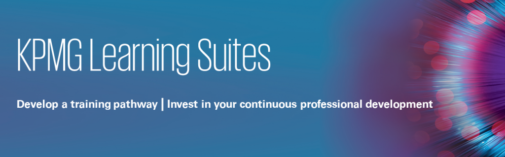 KPMG Learning Suites