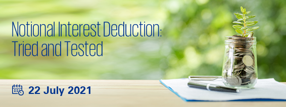 Notional Interest Deduction: Tried and Tested