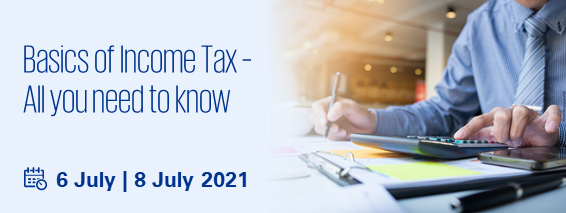 Basics of Income Tax – All you need to know
