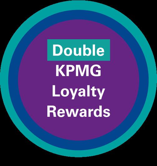 DOUBLE LOYALTY REWARDS