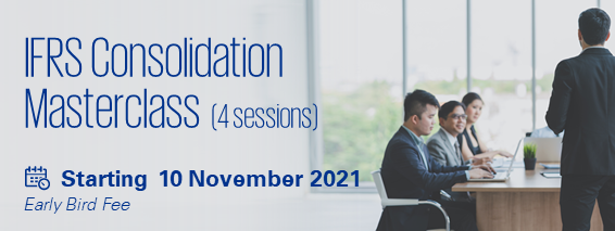 IFRS Consolidation Masterclass