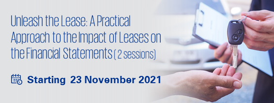 Unleash the Lease: A Practical Approach to the Impact of Leases on the Financial Statements