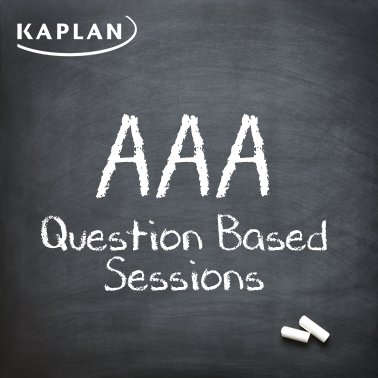 ACCA Advanced Audit and Assurance (AAA/P7) - Question Based Sessions