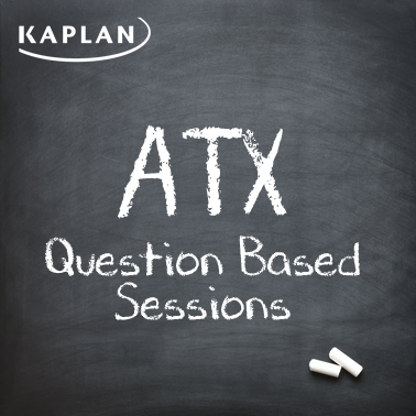 ACCA Advanced Taxation Malta (ATX/P6) - Question Based Sessions