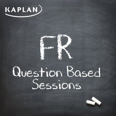 ACCA Financial Reporting (FR/F7) - Question Based Sessions
