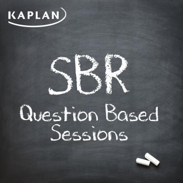 ACCA Strategic Business Reporting (SBR/P2) - Question Based Sessions