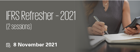 IFRS Refresher – 2021